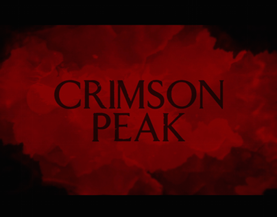 Crimson Peak - Trailer