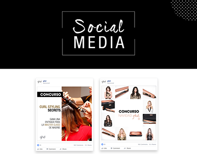 SOCIAL MEDIA ghd