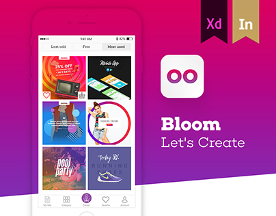 Bloom - Let's Create