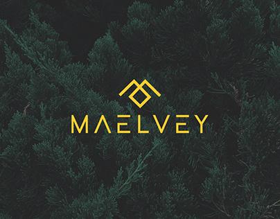 MAELVEY LOGO DESIGN