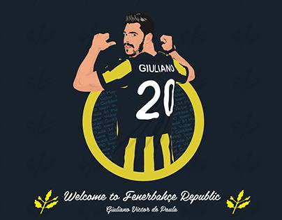 Giuliano - Welcome to Fenerbahce Republic