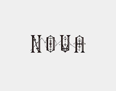 NOVA - Typeface