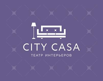 City Casa. Branding Identity © 2017