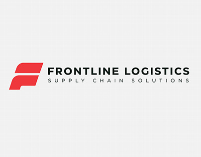 F and L Logo Design for a Logistics Company