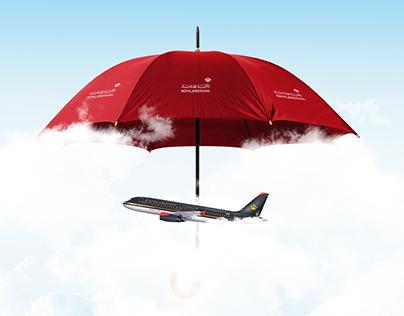 Ads Royal Jordanian Airlines