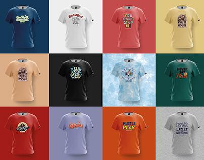 HOTDOGMAN Graphic T-shirts