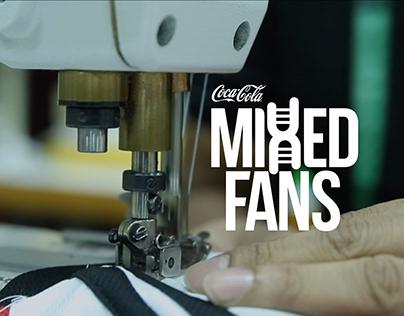 Coca-Cola Mixed Fans 2018