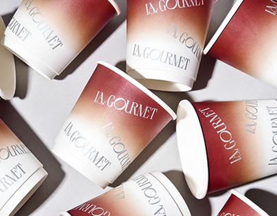 LaGourmet — Branding