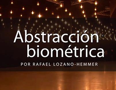 Video Ad for Art Show - Rafael Lozano-Hemmer