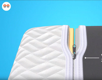Product Demonstration Video Sleepyhead Sense Mattress