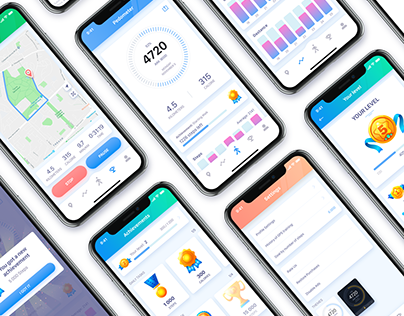 Pacer Pedometer for iOS