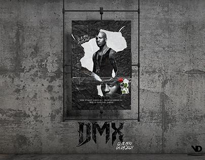 Artwork in memory of DMX