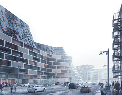Hotel project , Oslo