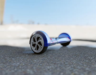 Hover Board 3D