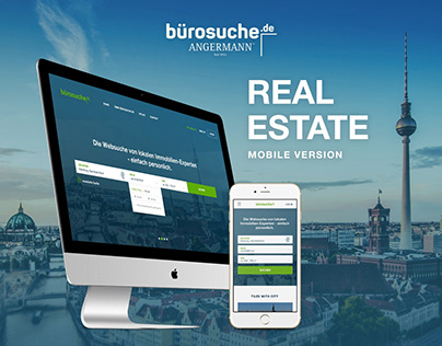 Real Estate Mobile Version