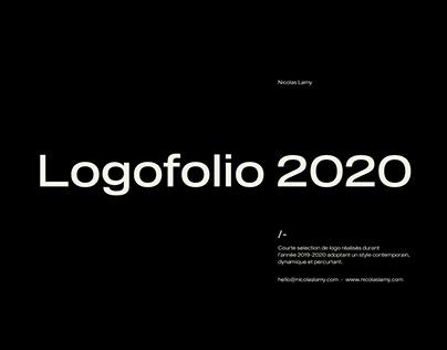 2019 - 2020 Logofolio