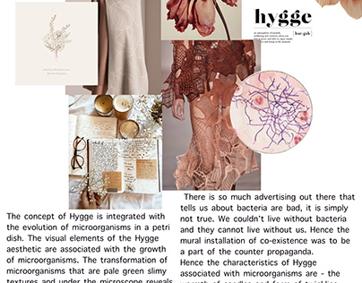 HYGGE - Concept and trend study based design collection
