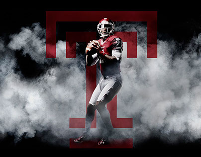 TEMPLE FOOTBALL 2016 - GREATNESS DOESN'T QUIT.