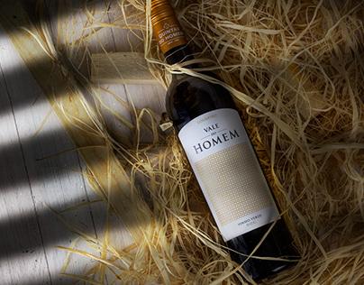 Vale do Homem - Wine Label