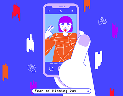 Fear of Missing Out — Microanimations