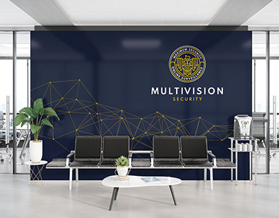 Full Corporate Identity for Multivision Security