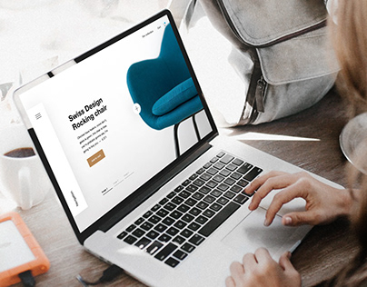 Webdesign - Swiss Design Furniture