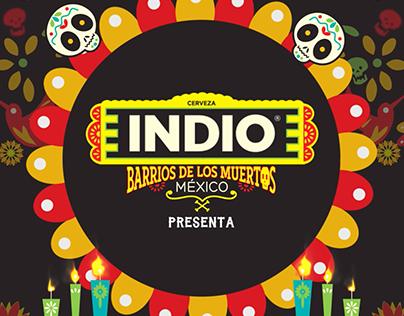 Indio Barrios de los Muertos - Historias (2D Animation)