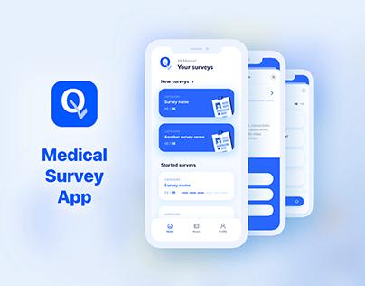 Medical Survey App