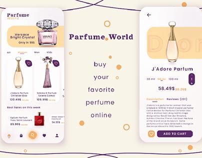 E-commerce app, e-shopping app ux/ui design