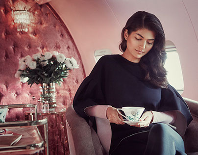 Ted Baker - Ted Says Relax Campaign