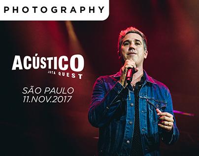 Jota Quest Acústico - São Paulo 2017