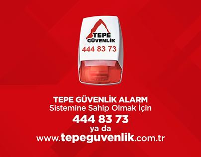 Alarm System Video / Advertisement