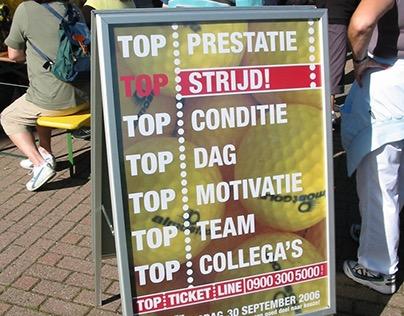 Sportdag Top Ticket Line Videoclip 2006