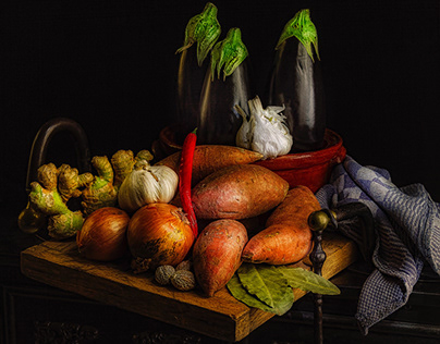 """AUBERGINE"" www.voedsel-fotografie.nl"