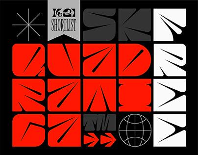 SK Quadratica — Free Font