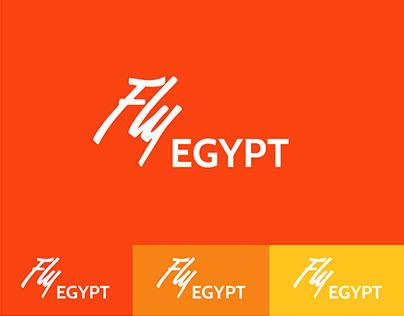 FLY EGYPT Re-Branding