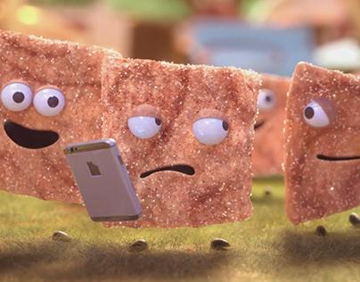 "Cinnamon Toast Crunch IV - ""Reluctant Dancer"""