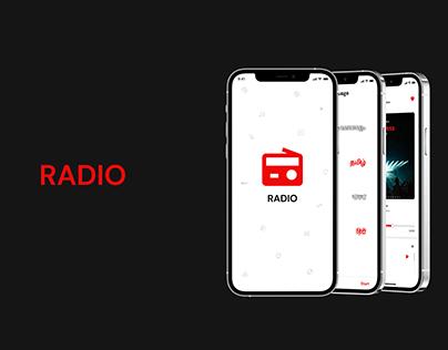 Radio - Music Player