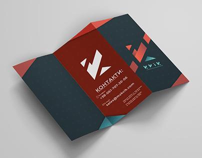 "Brochure ""KVIK"""