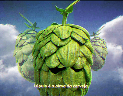 "Ambev . Skol Hops ""Lúpulo Arredondante"""