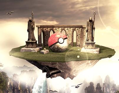 Pokemon land