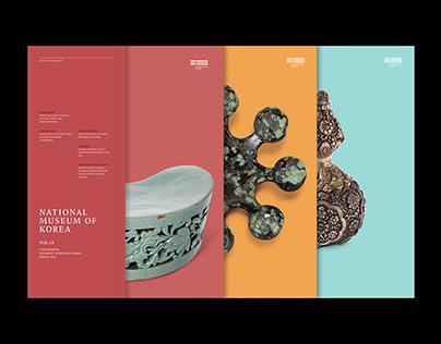 National Museum of Korea English Quarterly Magazine