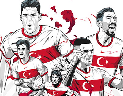 Turkey National Football Team/Unofficial Nike Campaign