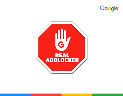 #desADtivalo - Real AdBlocker Google