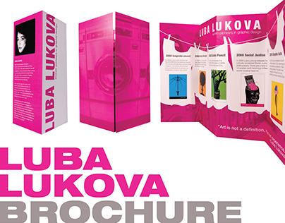 Luba Lukova | Brochure