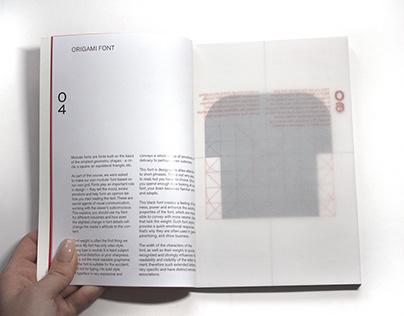 ORIGAMI книга / book