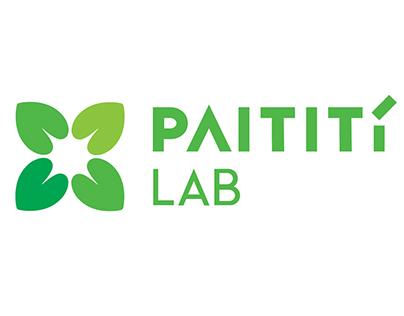 Paitití Lab - Logo design