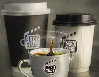 BACK STAGE CAFÉ