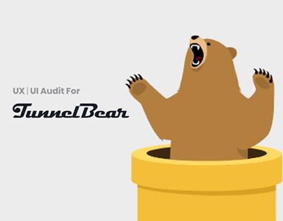 TunnelBear VPN App   UX & UI Audit