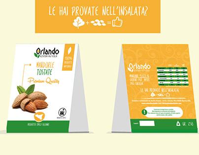 Packaging Azienda Agricola Orlando